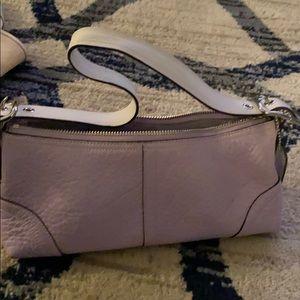 Coach Small lilac purse